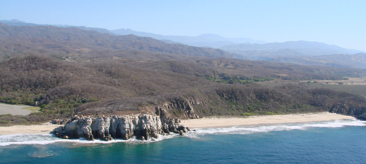 Playas of Oaxaca - Llano Grande Closer