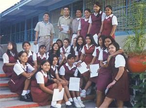 En la escuela - 2 6