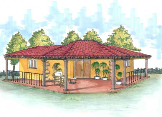 Breathtaking House Plans Mexico Gallery - Ideas house design ...