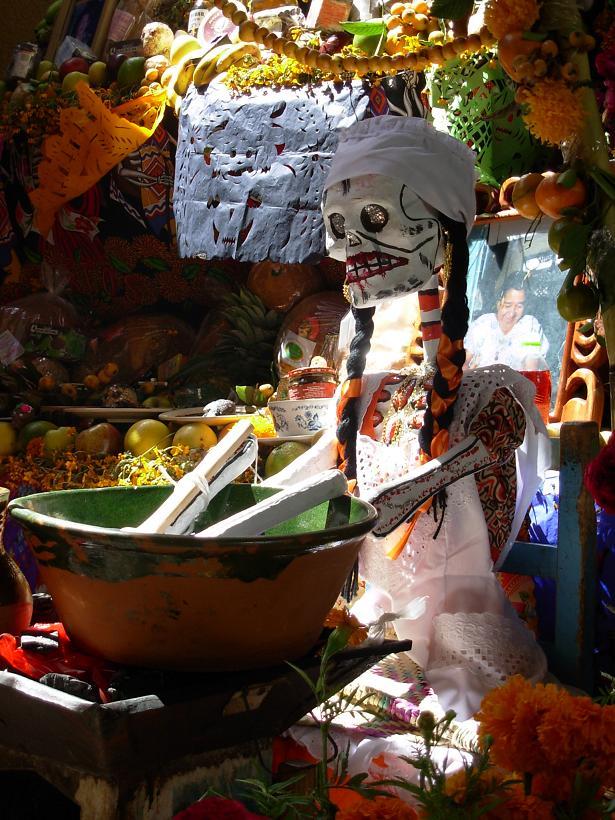 D 237 As De Los Muertos Oaxaca Oaxaca