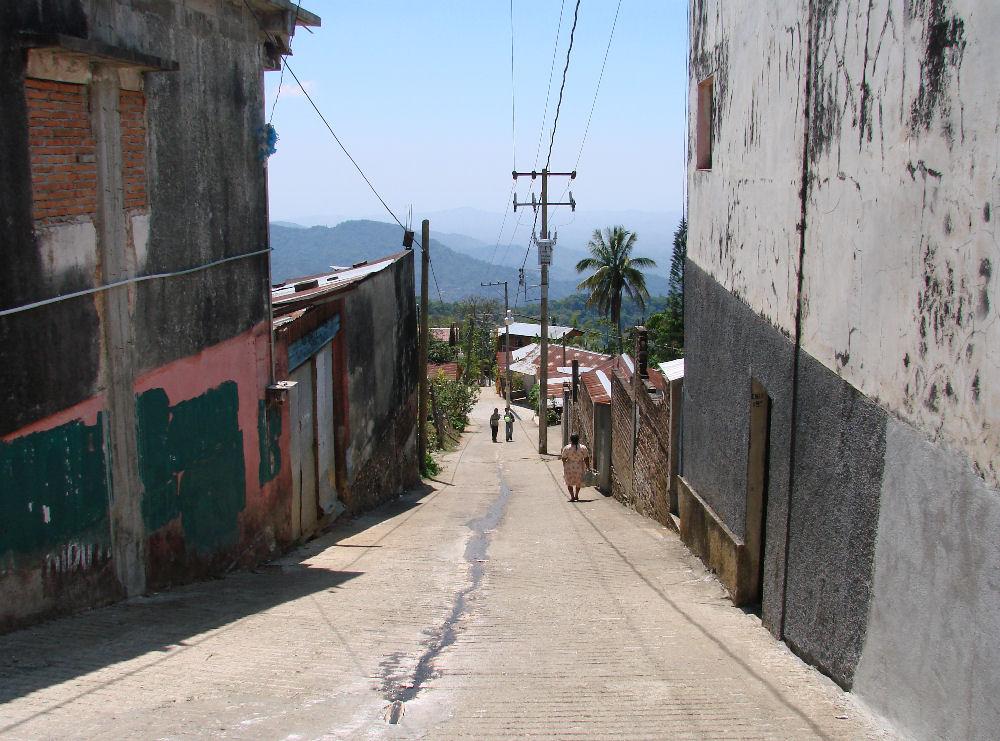 Pluma Hidalgo Oaxaca